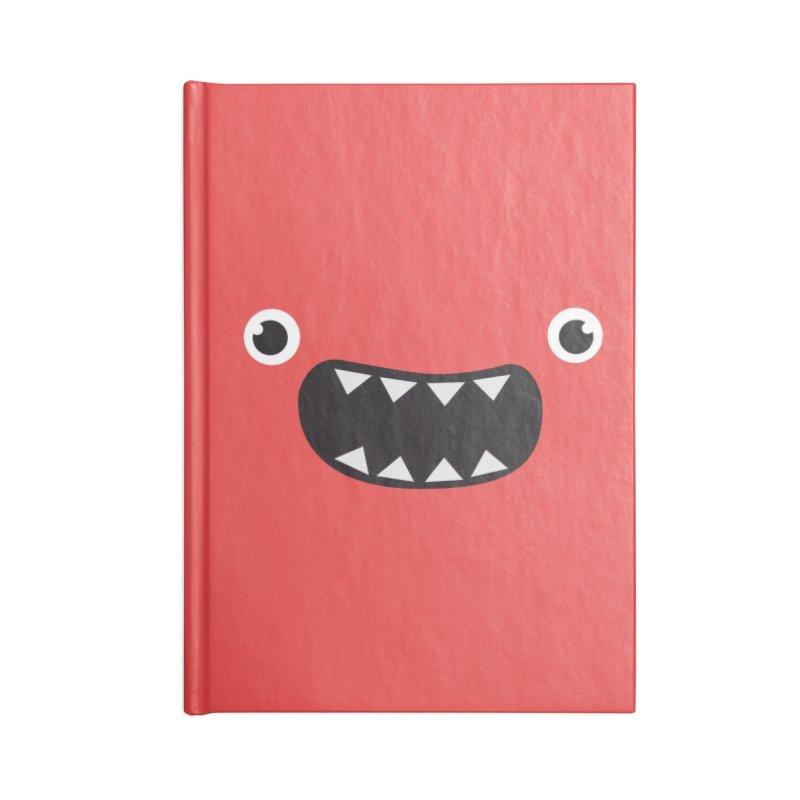 Om nom nom! Accessories Notebook by Threadless Artist Shop