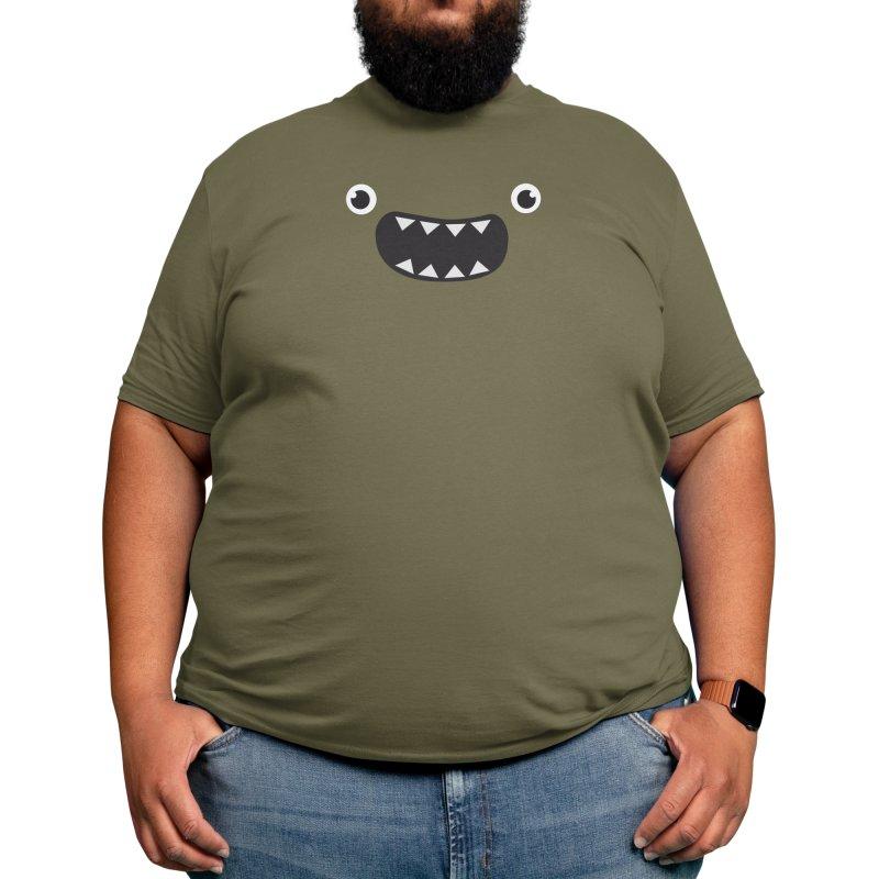 Om nom nom! Men's T-Shirt by Threadless Artist Shop