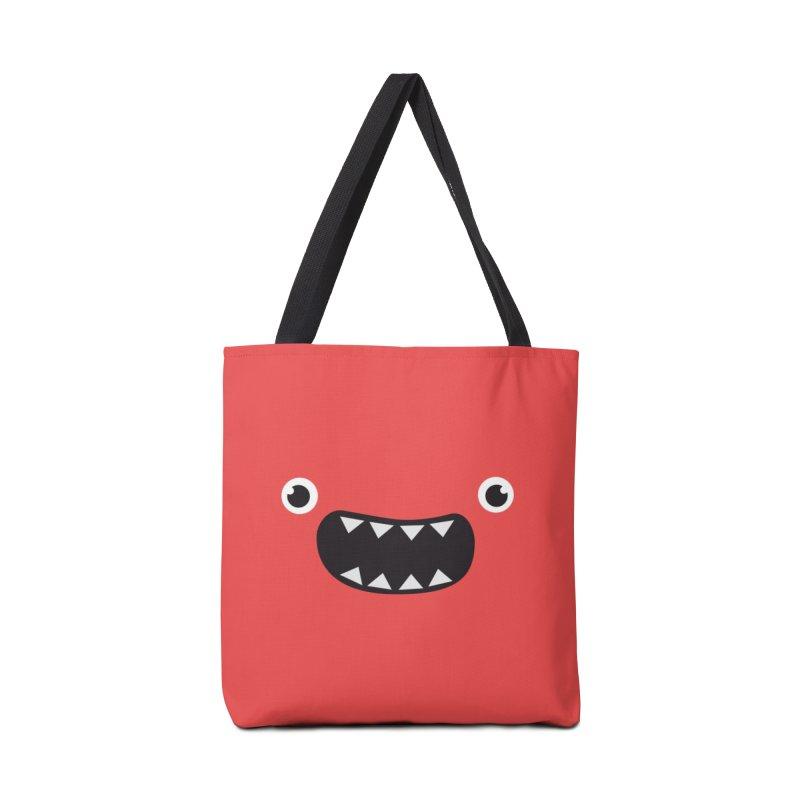 Om nom nom! Accessories Bag by Threadless Artist Shop