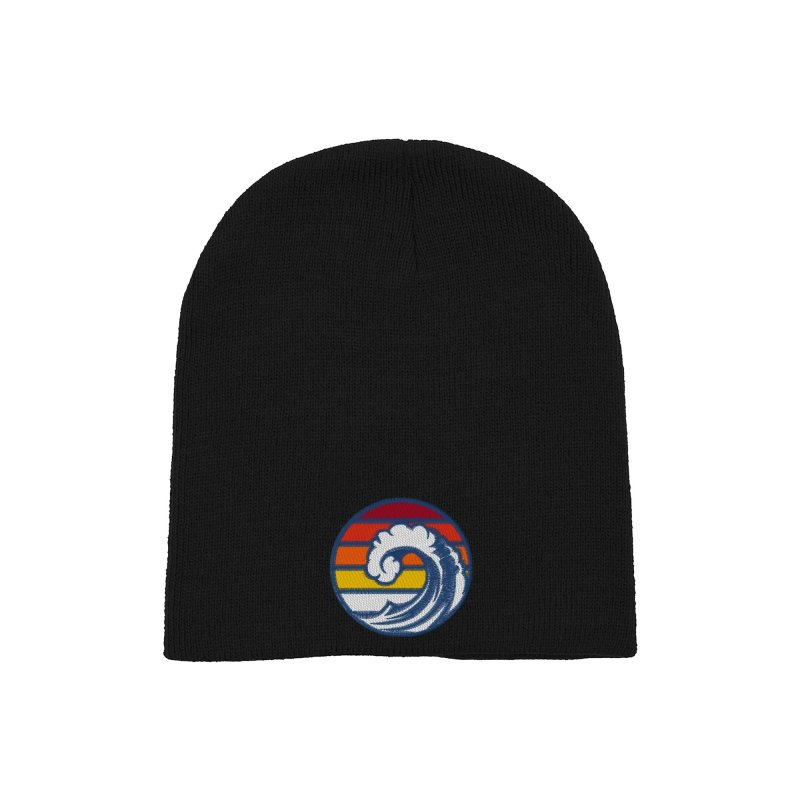 Ride the Wave Accessories Hat by Threadless Artist Shop