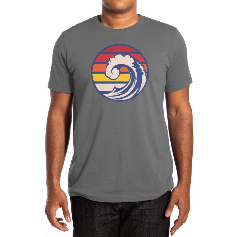 Ride the Wave Men's T-Shirt by Threadless Artist Shop