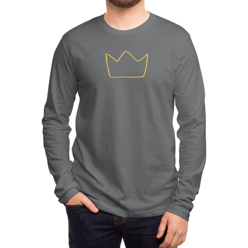 Royal Men's Longsleeve T-Shirt by Threadless Artist Shop