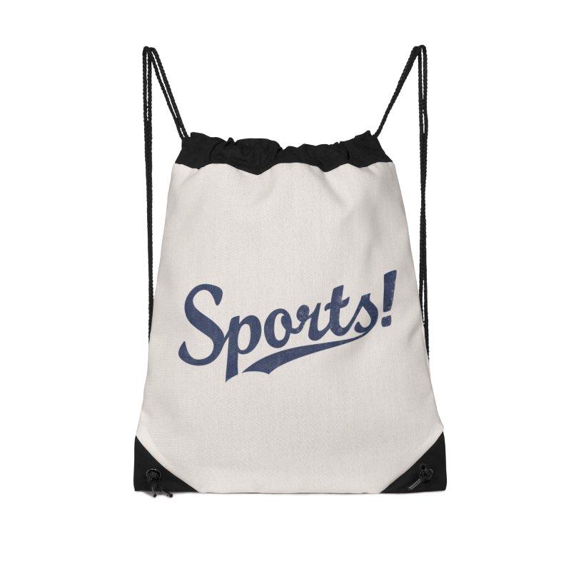 Sports! Accessories Bag by Threadless Artist Shop