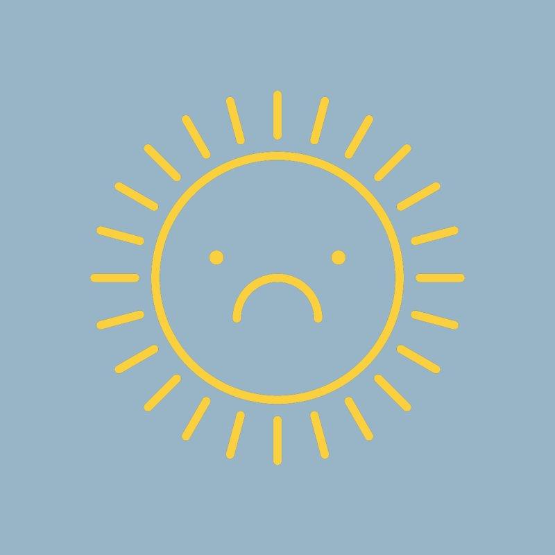 Sad Sun Accessories Hat by Threadless Artist Shop