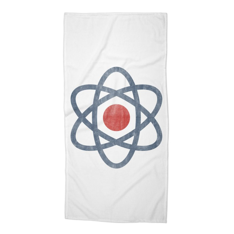 Springfield Isotopes Accessories Beach Towel by Threadless Artist Shop