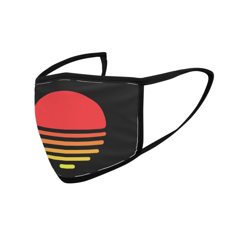 Summer - Mateus Dalethese Quandt Accessories Face Mask by Threadless Artist Shop