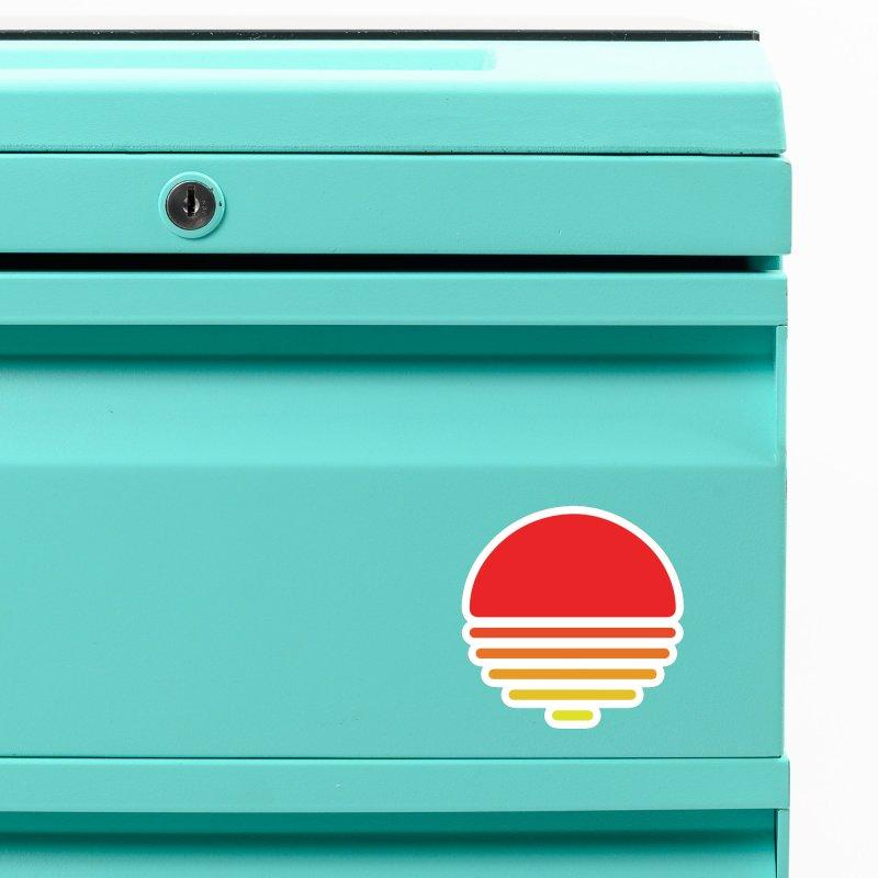 Summer - Mateus Dalethese Quandt Accessories Magnet by Threadless Artist Shop