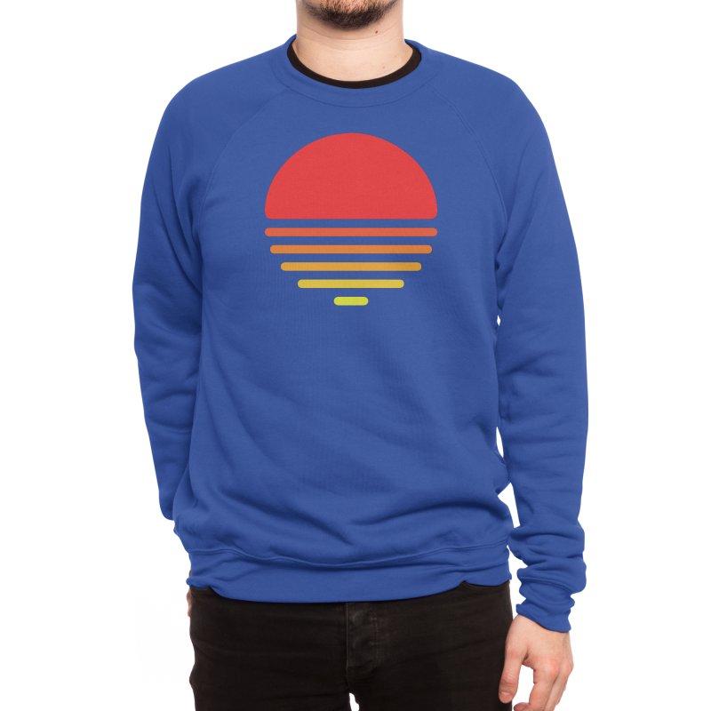 Summer - Mateus Dalethese Quandt Men's Sweatshirt by Threadless Artist Shop