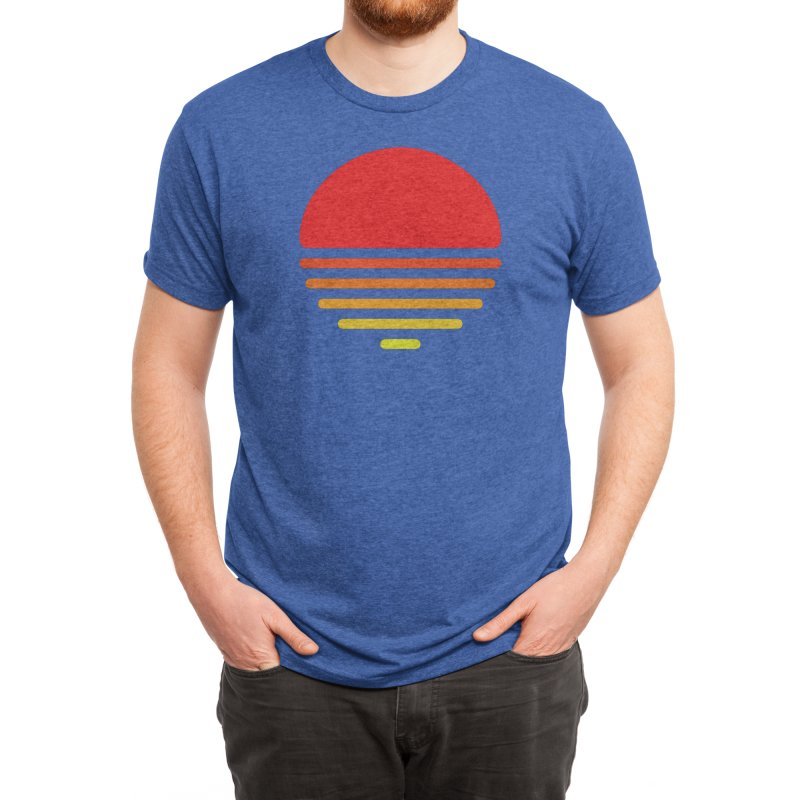 Summer - Mateus Dalethese Quandt Men's T-Shirt by Threadless Artist Shop