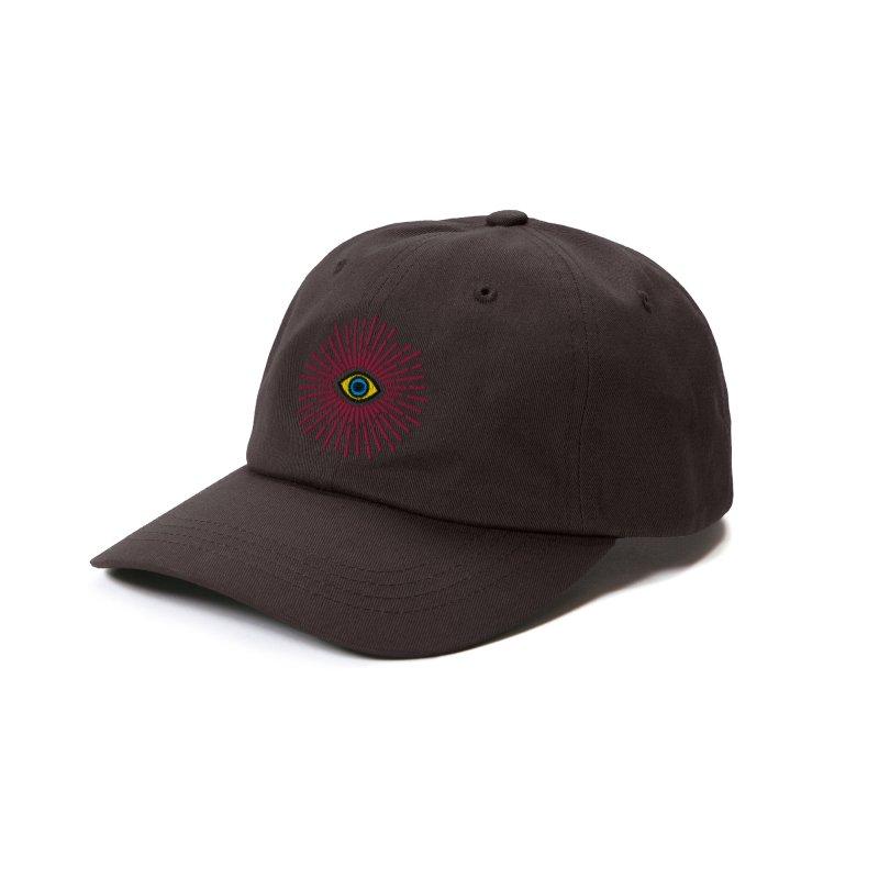 Third Eye Accessories Hat by Threadless Artist Shop