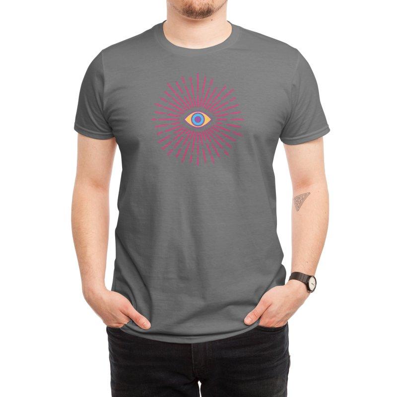 Third Eye Men's T-Shirt by Threadless Artist Shop