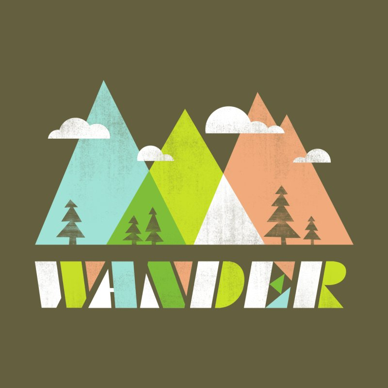 Wander Women's T-Shirt by Threadless Artist Shop
