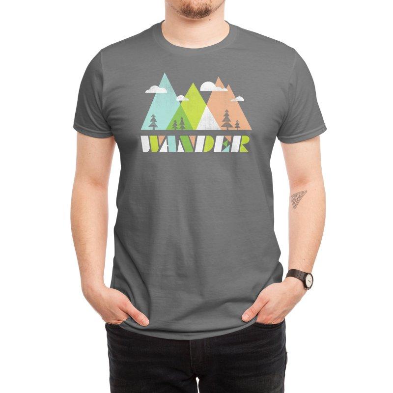 Wander Men's T-Shirt by Threadless Artist Shop