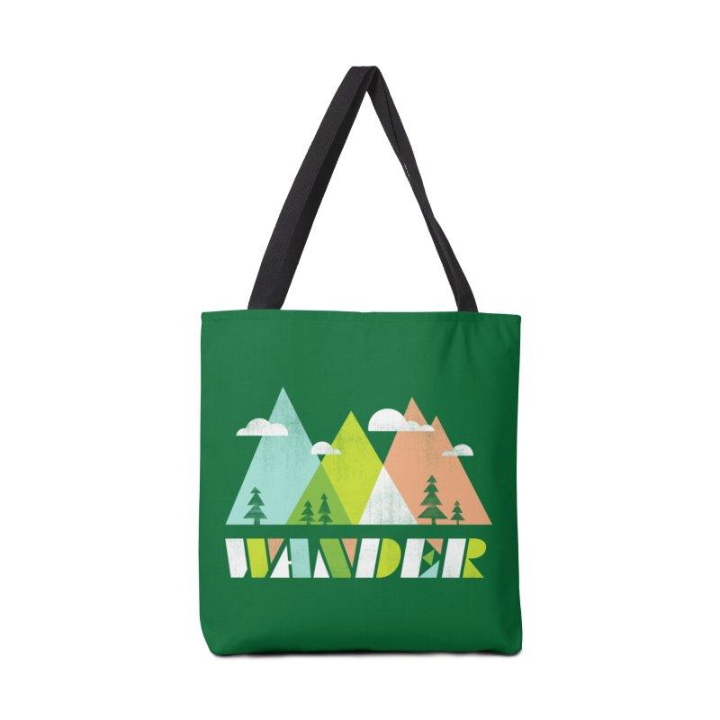 Wander Accessories Bag by Threadless Artist Shop