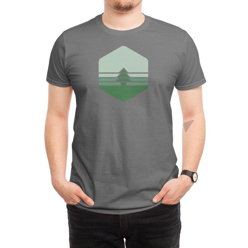 Yosemite Men's T-Shirt by Threadless Artist Shop