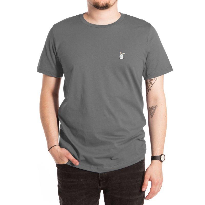 Rabbit Hole Men's T-Shirt by Threadless Artist Shop