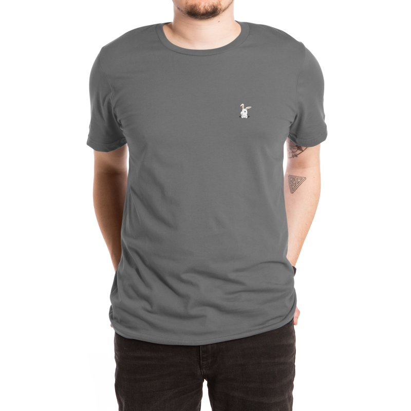 Rabbit Hole Men's T-Shirt by Threadless Artist Shop
