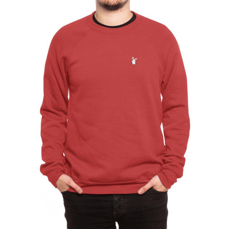 Rabbit Hole Men's Sweatshirt by Threadless Artist Shop