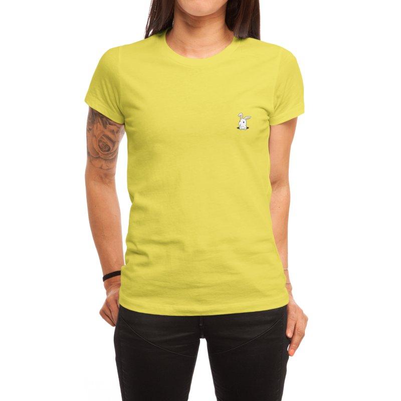 Rabbit Hole Women's T-Shirt by Threadless Artist Shop
