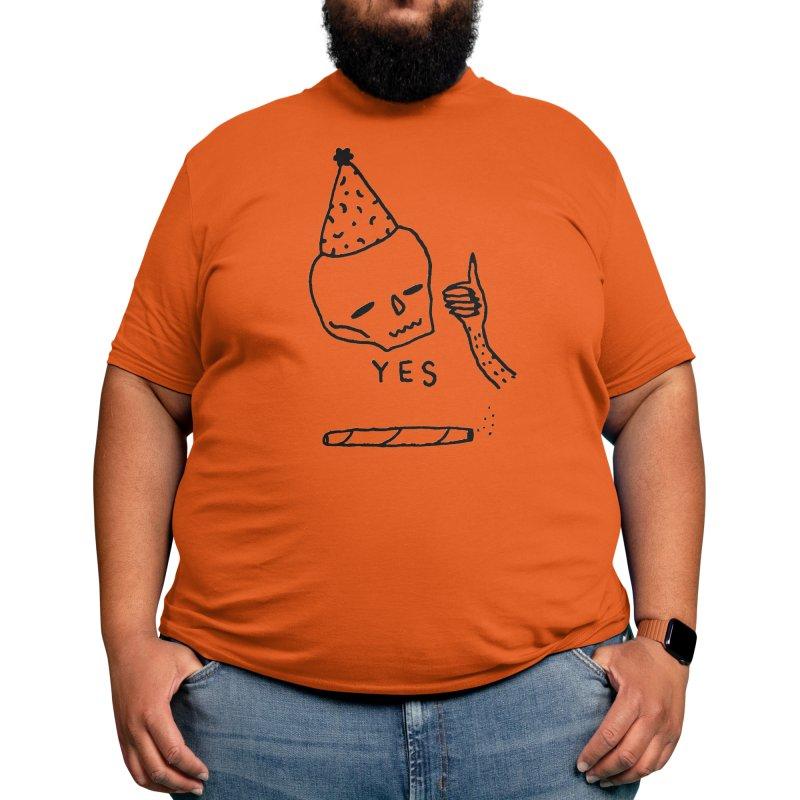 YES - Jillian Fisher Men's T-Shirt by Threadless Artist Shop