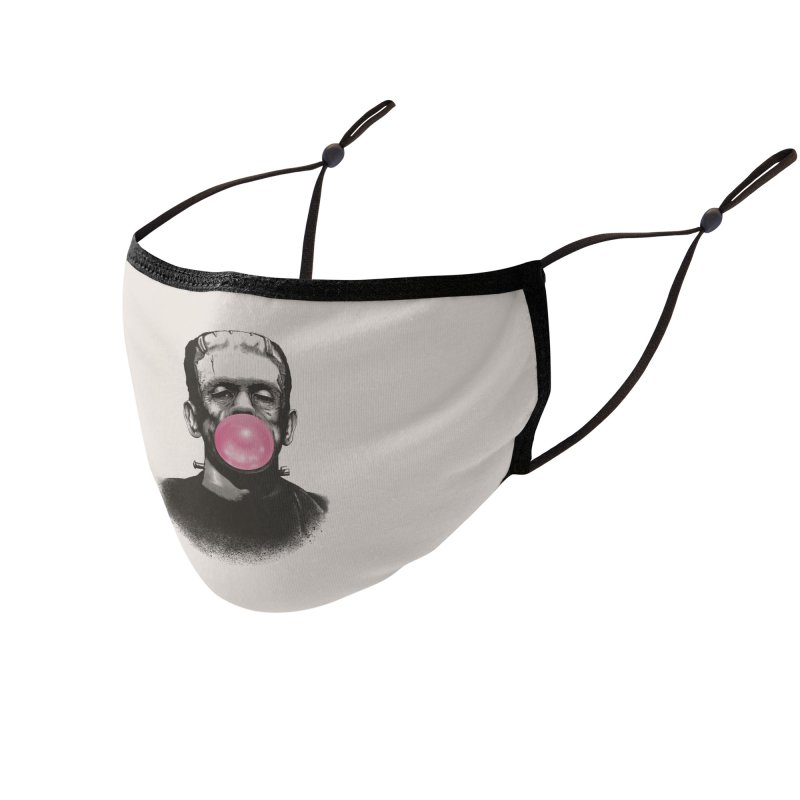 FRANKIE GOES TO HOLLYWOOD Accessories Face Mask by Threadless Artist Shop
