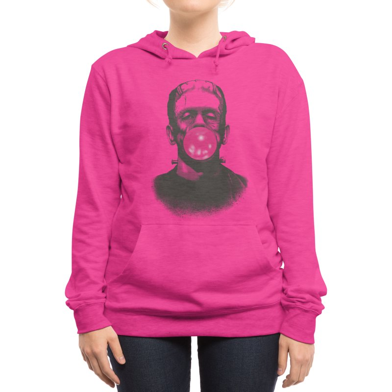 FRANKIE GOES TO HOLLYWOOD Women's Pullover Hoody by Threadless Artist Shop