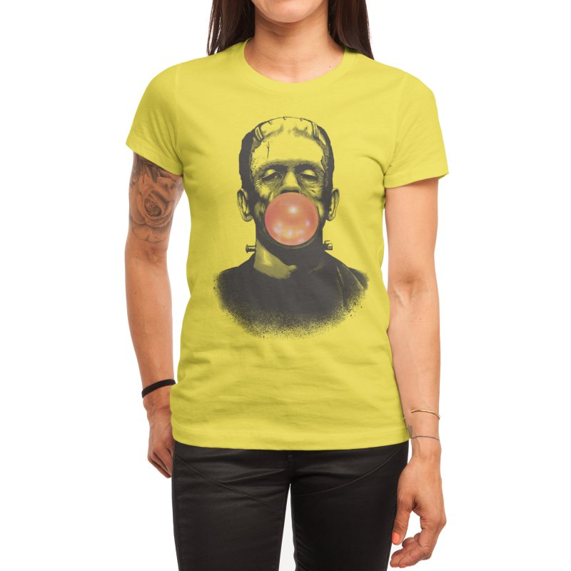 FRANKIE GOES TO HOLLYWOOD Women's T-Shirt by Threadless Artist Shop