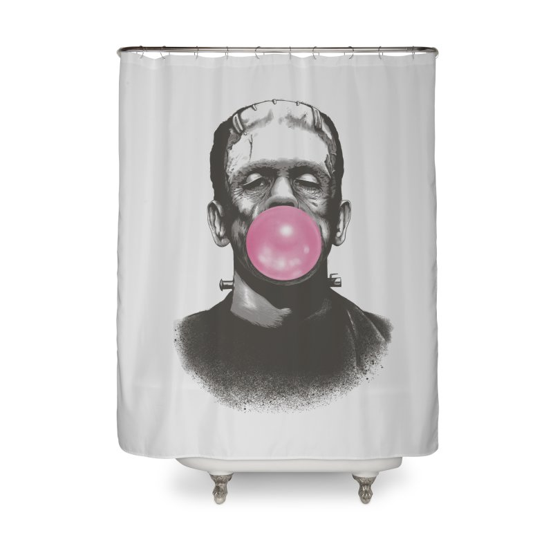 FRANKIE GOES TO HOLLYWOOD Home Shower Curtain by Threadless Artist Shop