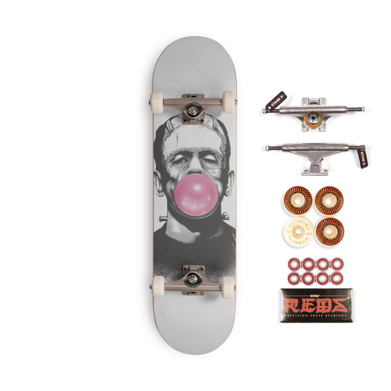 FRANKIE GOES TO HOLLYWOOD Accessories Skateboard by Threadless Artist Shop