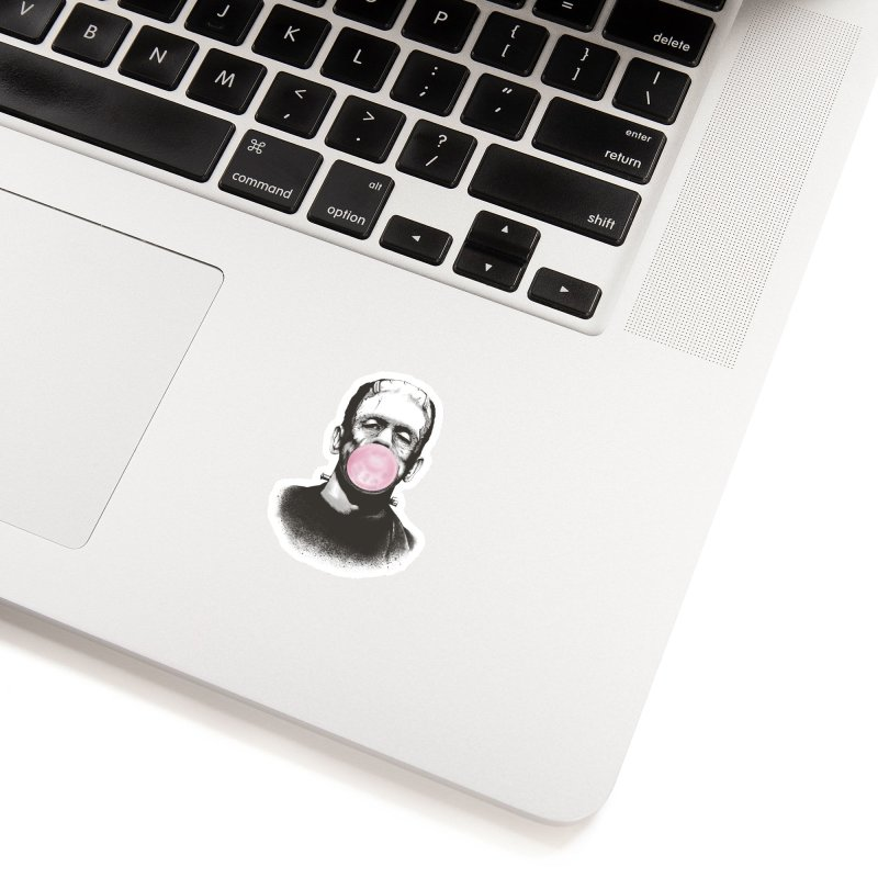 FRANKIE GOES TO HOLLYWOOD Accessories Sticker by Threadless Artist Shop