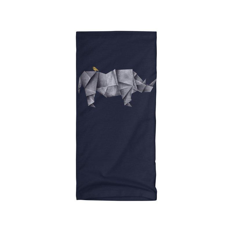 Rhinogami Accessories Neck Gaiter by Threadless Artist Shop