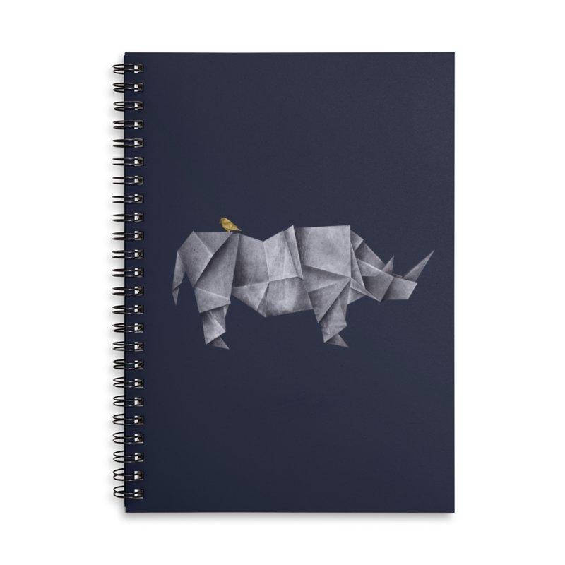 Rhinogami Accessories Notebook by Threadless Artist Shop