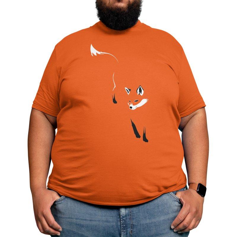 Foxy Men's T-Shirt by Threadless Artist Shop