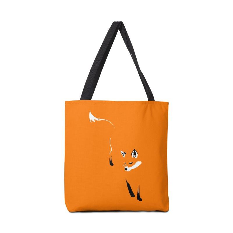 Foxy Accessories Bag by Threadless Artist Shop