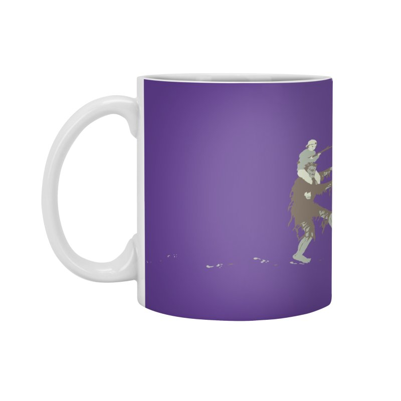 Zombie Donkey Accessories Mug by Threadless Artist Shop
