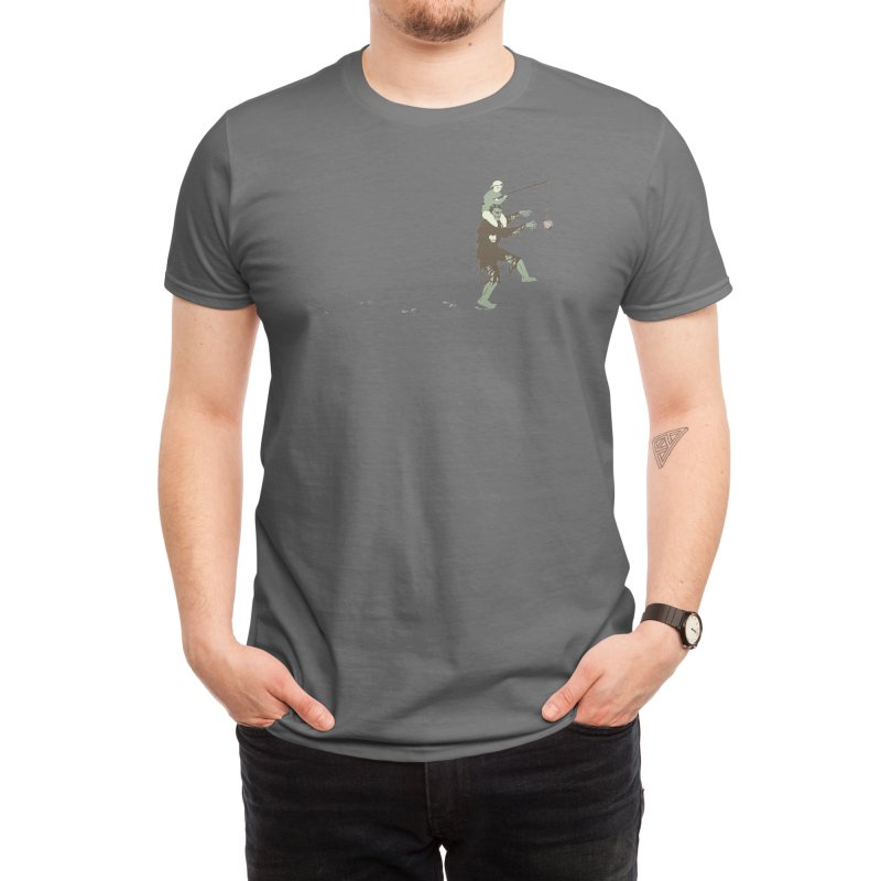 Zombie Donkey Men's T-Shirt by Threadless Artist Shop