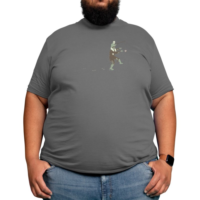 Zombie Donkey Men's T-Shirt by Threadless Artist Shop