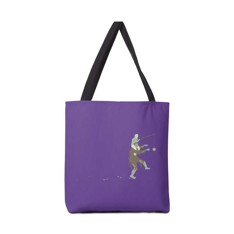 Zombie Donkey Accessories Bag by Threadless Artist Shop