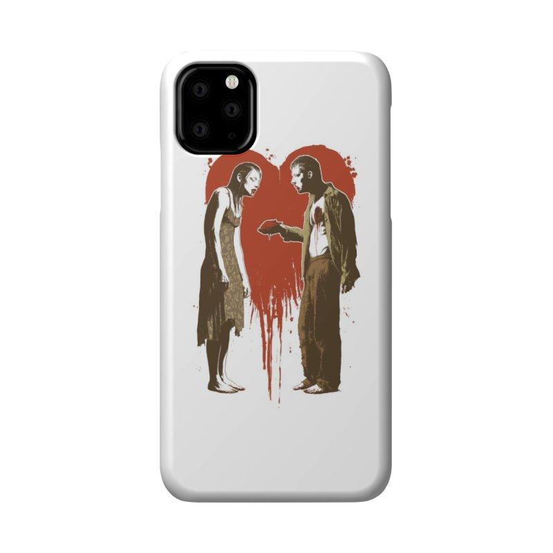 Zombie Romance Accessories Phone Case by Threadless Artist Shop