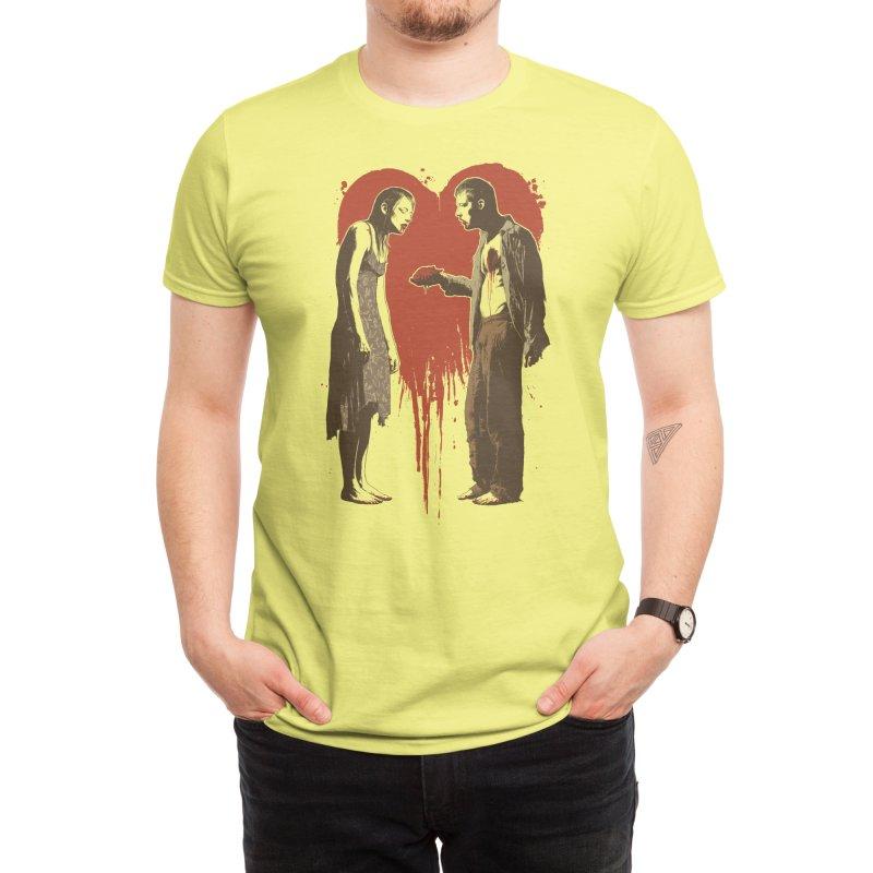 Zombie Romance Men's T-Shirt by Threadless Artist Shop