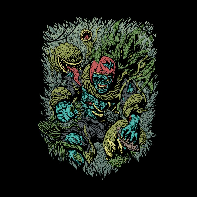 Zombie Runningback Men's T-Shirt by Threadless Artist Shop
