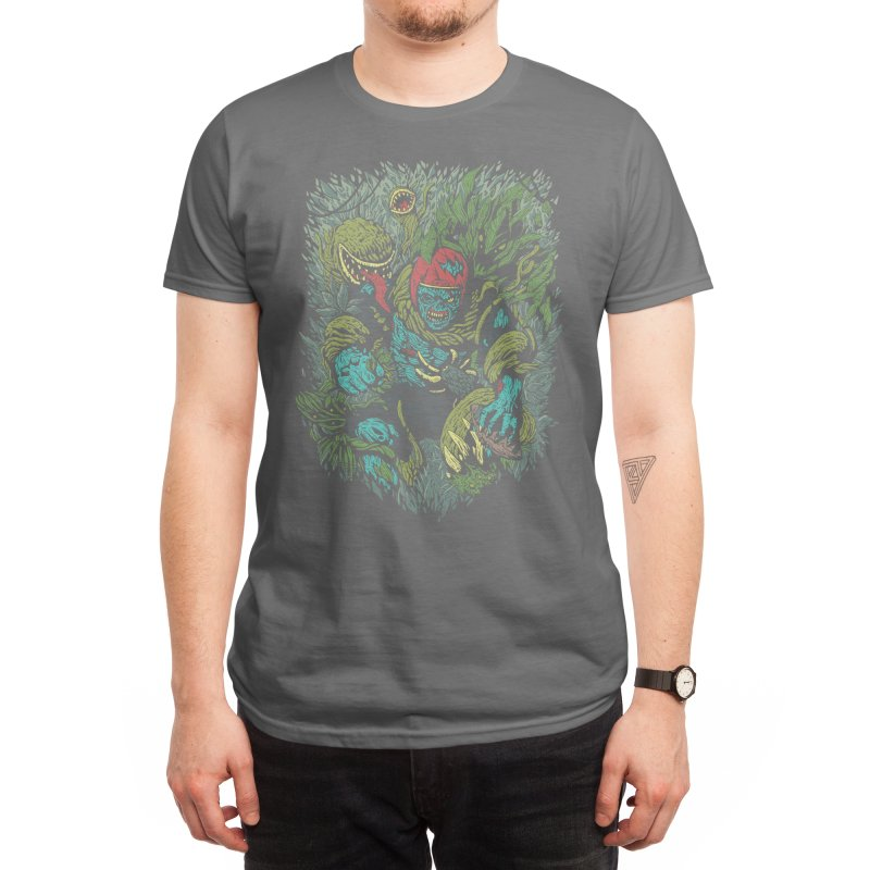 Zombie Runningback Men's T-Shirt by Threadless Artist Shop