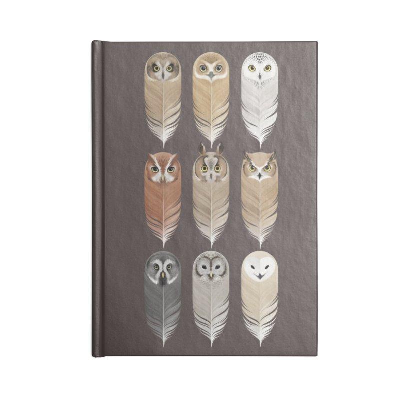 You're a Hoot Accessories Notebook by Threadless Artist Shop