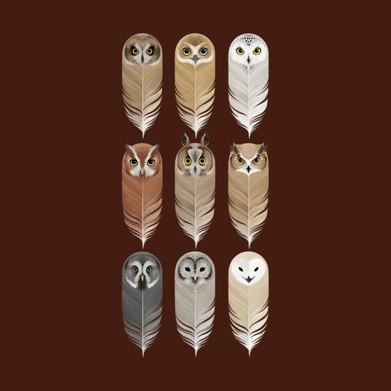 You're a Hoot Men's T-Shirt by Threadless Artist Shop