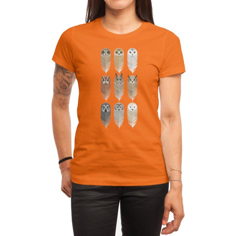 You're a Hoot Women's T-Shirt by Threadless Artist Shop