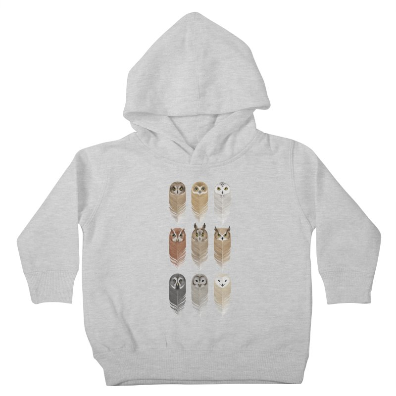 You're a Hoot Kids Toddler Pullover Hoody by Threadless Artist Shop