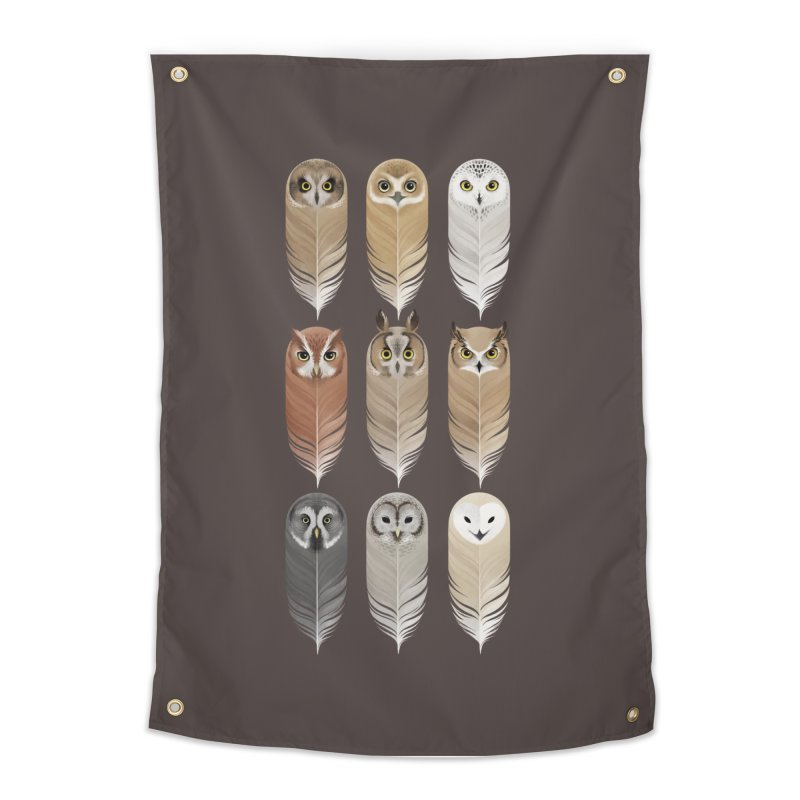 You're a Hoot Home Tapestry by Threadless Artist Shop