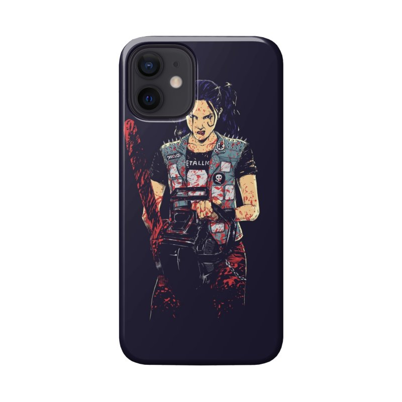 Zombie Slayer Accessories Phone Case by Threadless Artist Shop