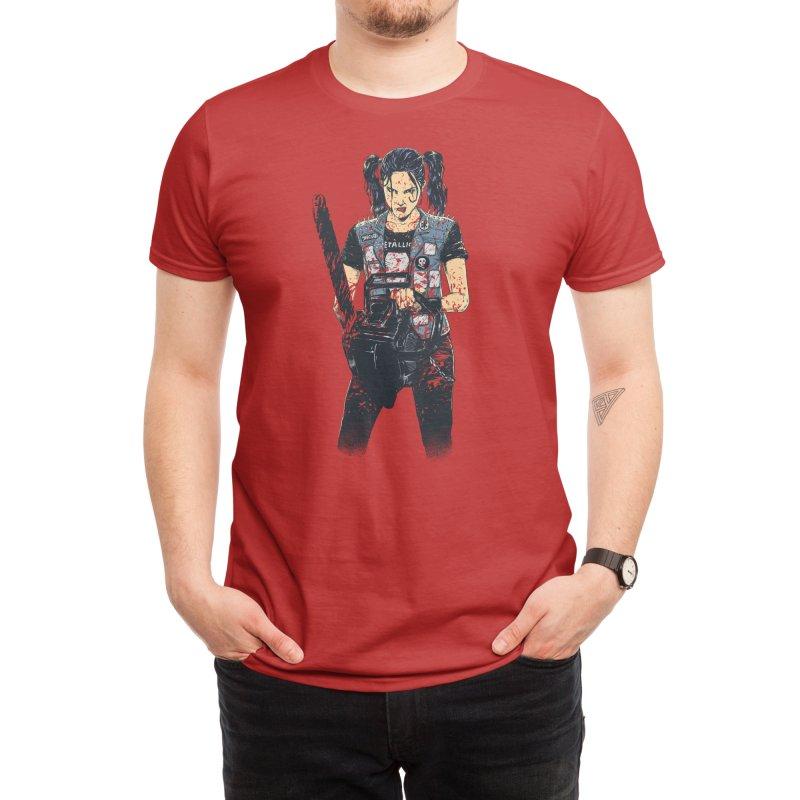 Zombie Slayer Men's T-Shirt by Threadless Artist Shop