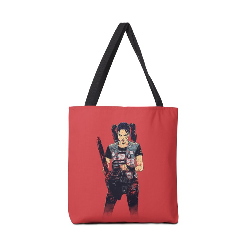 Zombie Slayer Accessories Bag by Threadless Artist Shop